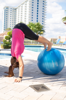 Get your Assessment for Flexibility in workout at beach, Gym, home or office