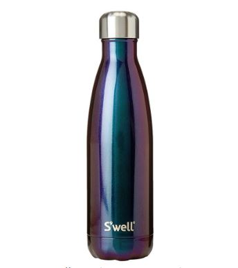 Water Bottle S'well Vacuum Insulated Stainless Steel Water Bottle, 17 oz